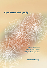 Open Access Bibliography cover